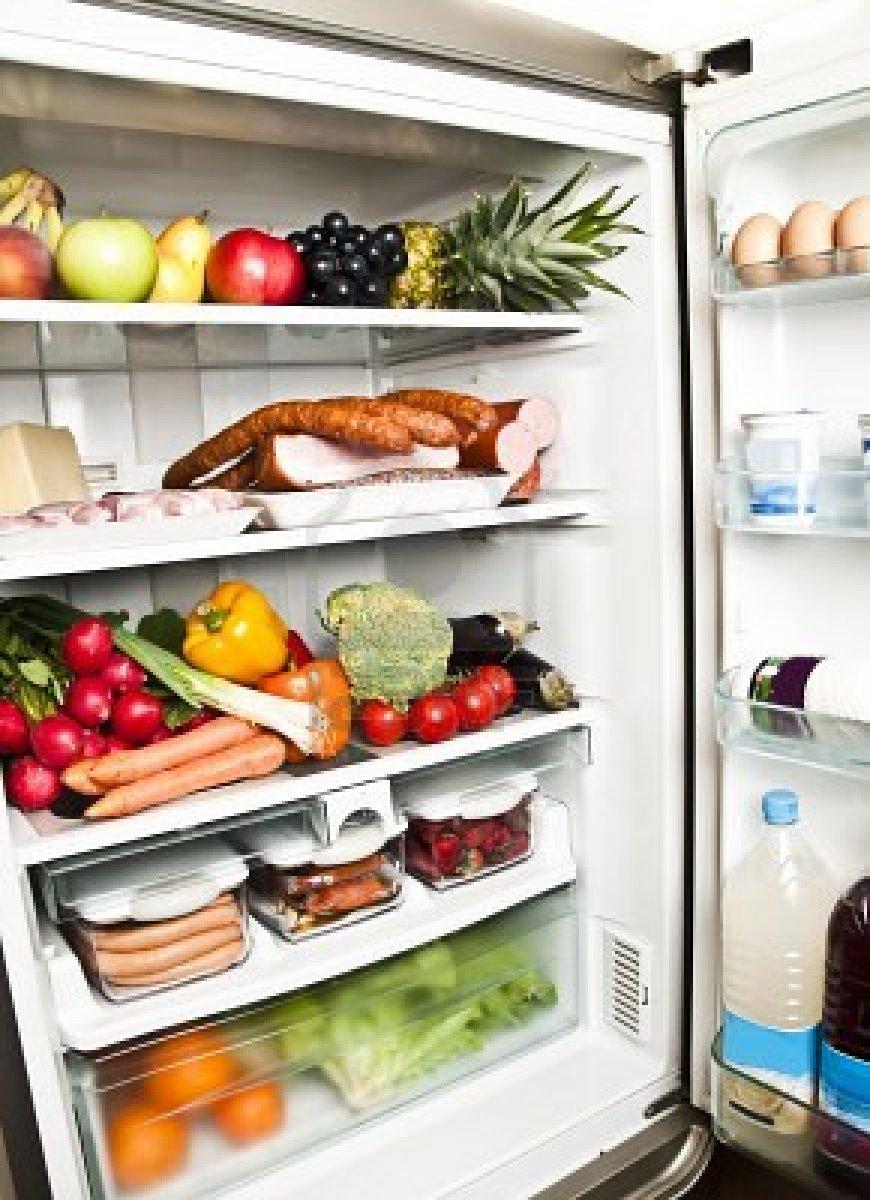 Alimentos que no debes guardar en el refri