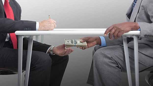 9 de 10 escándalos de corrupción quedan impunes