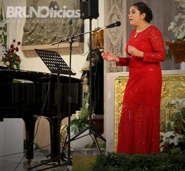 Los cantantes de La Piedad fueron preparados por la soprano Mónica Guillén