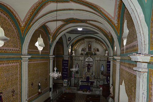 Iglesia Sta fe del Rio