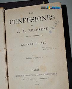 Ejemplar de 1889
