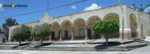 Antiguo Hospital de Indios fundado por Don Vasco de Quiroga