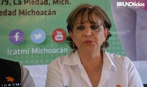 Tere Cano, Directora de ICATMI La Piedad