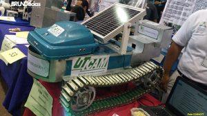 Prototipo de Sembradora Solar