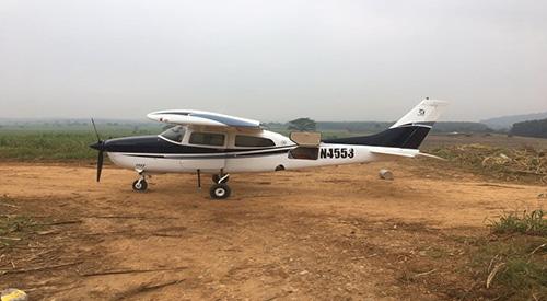 Avioneta SEDENA Tuxtepec