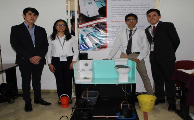 Lavabo Recicla Agua.Ipn Inventa Sistema Para Reciclar Agua De Duchas Y Lavabos