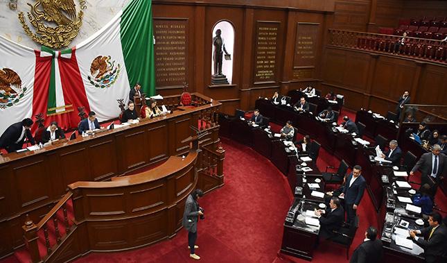 Érick Juárez Blanquet Congreso