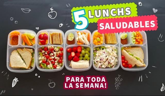 IMSS recomienda lunch o refrigerios saludables para prevenir obesidad en  niños - Brunoticias