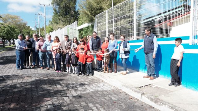 Muro Perimetral Gabriela Mistral La Piedad