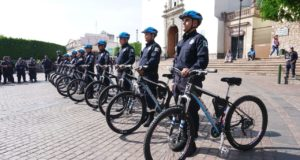 Ciclo Policía La Piedad
