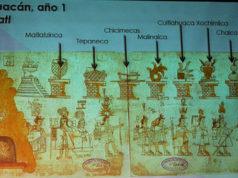 """Los códices del encuentro"""" significaron una """"revolución"""" en términos de comunicación, porque los tlacuilos incorporaron técnicas como el sombreado. Foto Edith Camacho"""