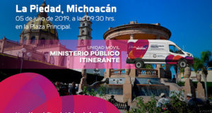 Ministerio Público Itinerante La Piedad