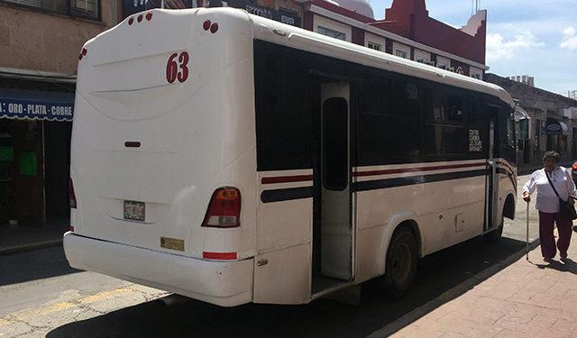 Conductores Transporte Público