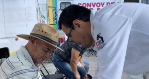 Convoy de la Salud Ecuandureo