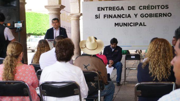 créditos Sí Financia La Piedad