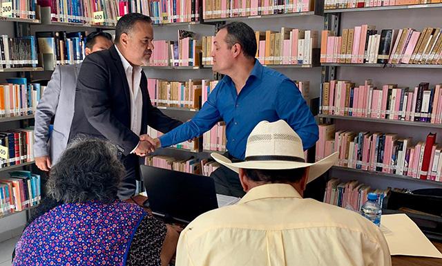 Embajada de Estados Unidos visitó Ecuandureo