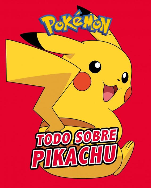 Libros Todo sobre Pikachu