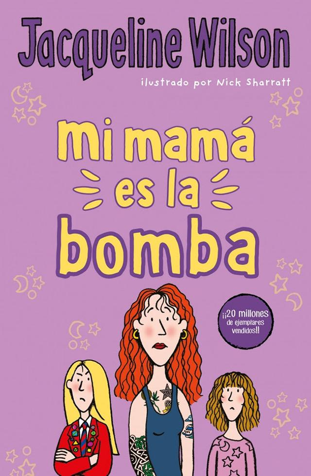 Libros Mi mamá es la bomba