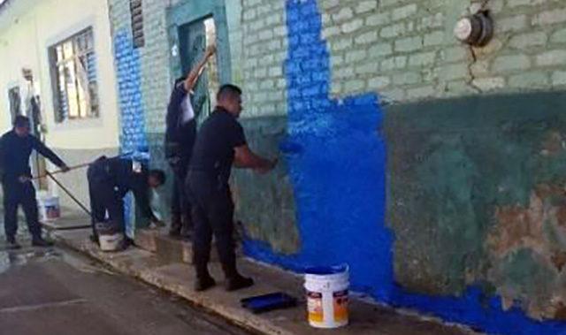proximidad Policía Michoacán