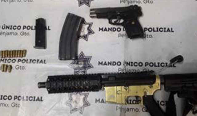 Honduras armado