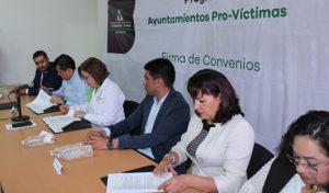 Ayuntamientos Pro Víctimas