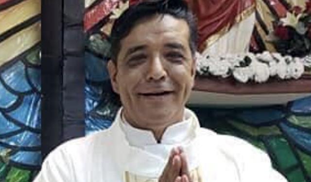 sacerdote asesinado