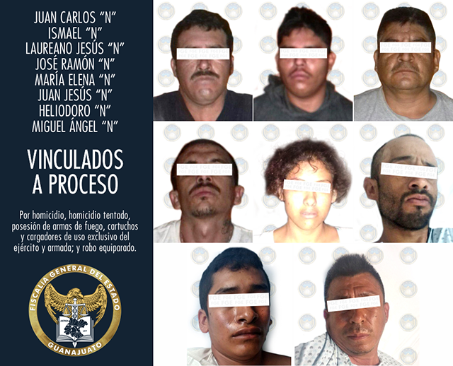 Guardia Nacional homicidas