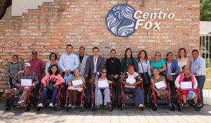 sillas de ruedas centro Fox