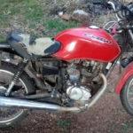 Puruándiro moto recuperada