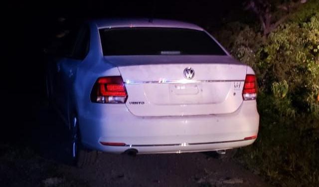 vehículos recuperados Yurécuaro
