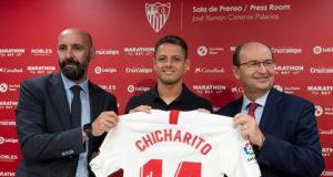 Chicharito Sevilla