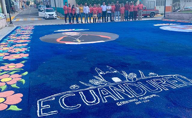 Tapete Monumental Ecuandureo