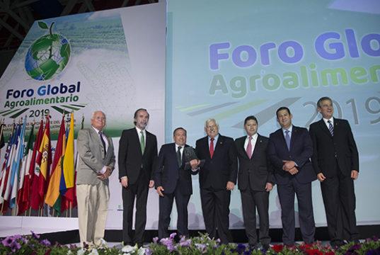 Foro Global Agroalimentario 2019.