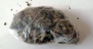 Río Grande Marihuana Detenido