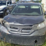 vehículo robado y recuperado en Yurécuaro