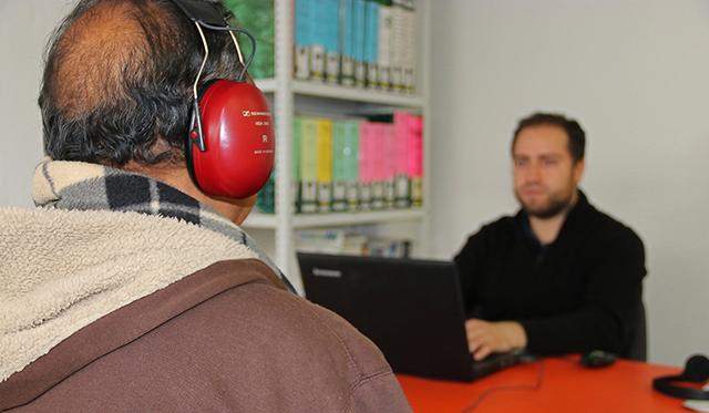 campaña auditiva
