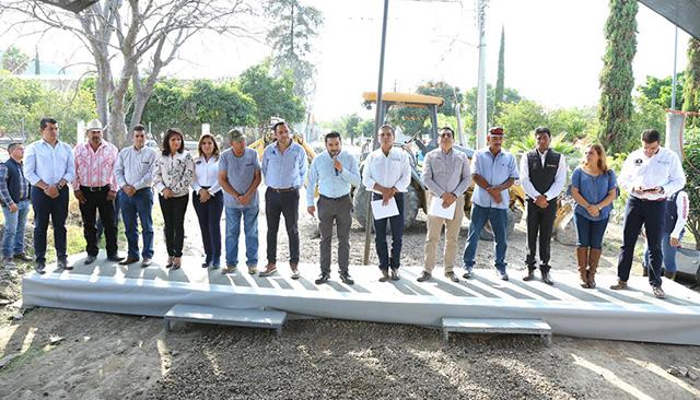 Tanhuato Obras SIlvano