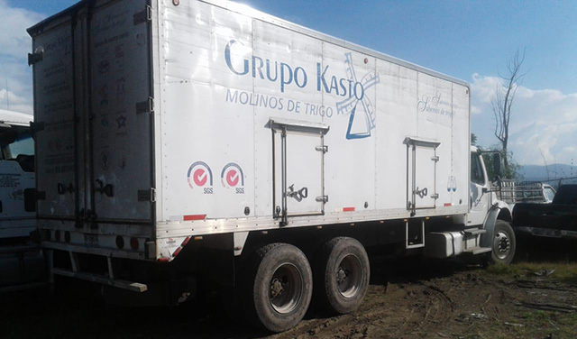 camión Grupo Kasto