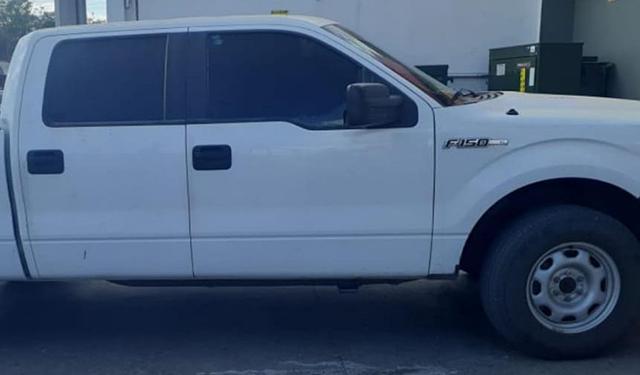 camioneta robada yurécuaro