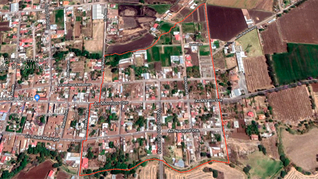 Penjamillo El Llano