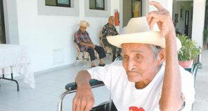 adultos mayores discapacidad