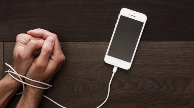 Google adicción smartphones