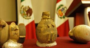 Perú piezas arqueológicas