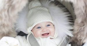 bebés frío