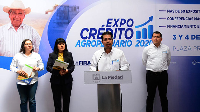 Expo Crédito Agropecuario 2020