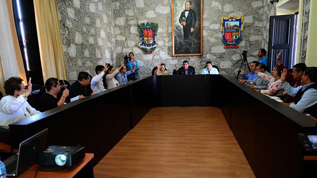 Hidalgo repavimentación Cabildo La Piedad