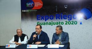 riego expo Guanajuato