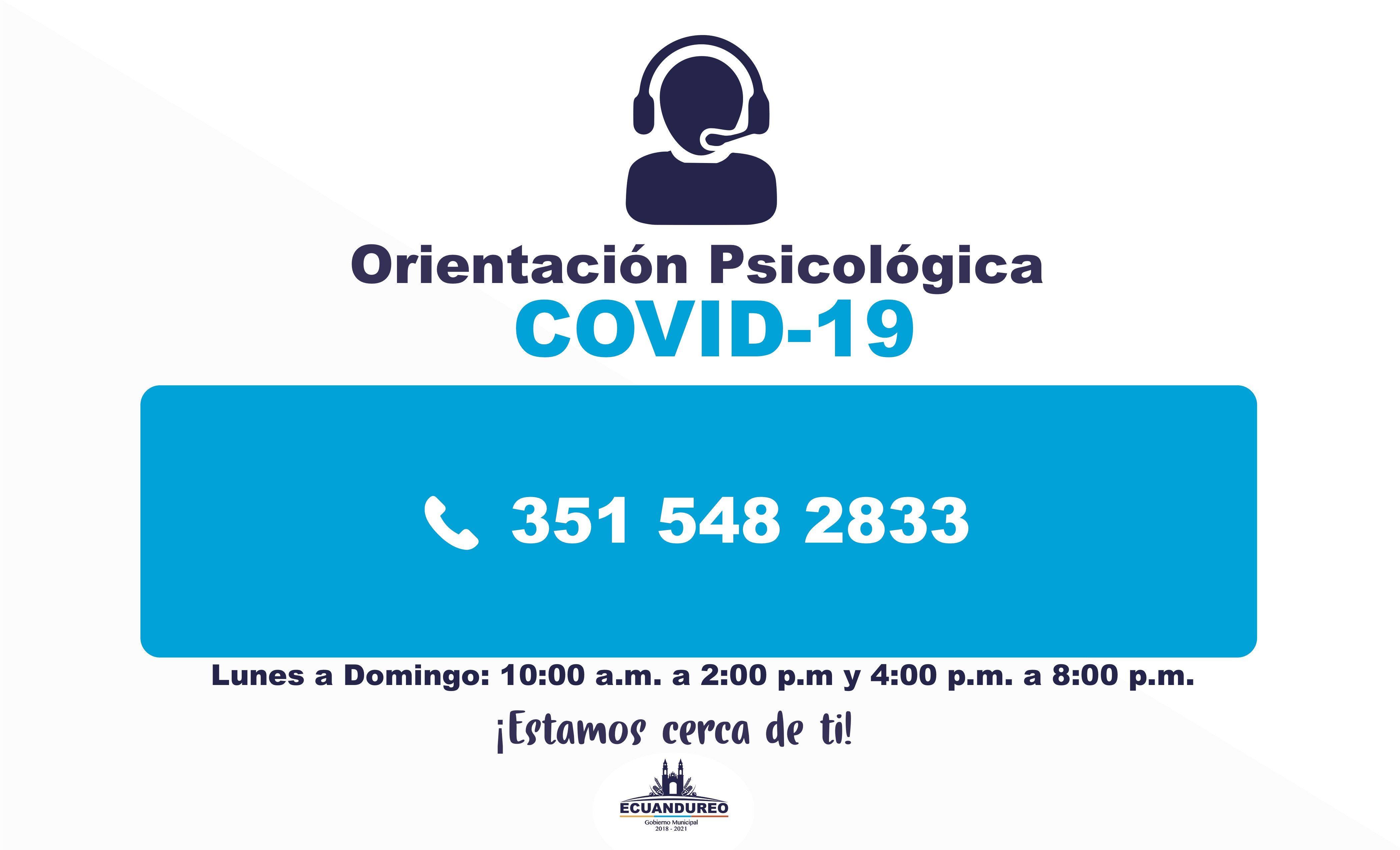 Plan Municipal COVID-19 Ecuandureo