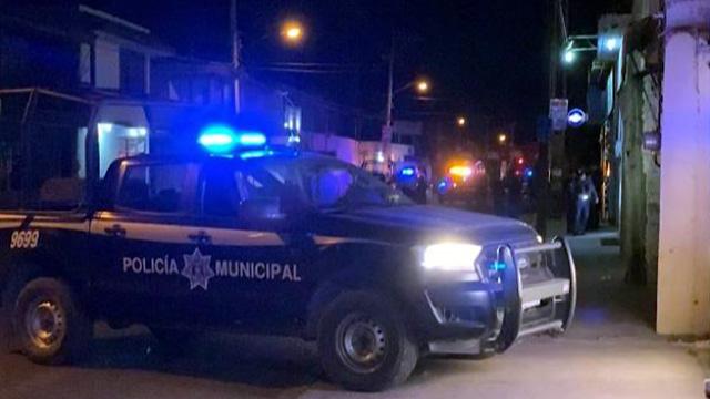 Guardia Nacional enfrentamiento Pénjamo