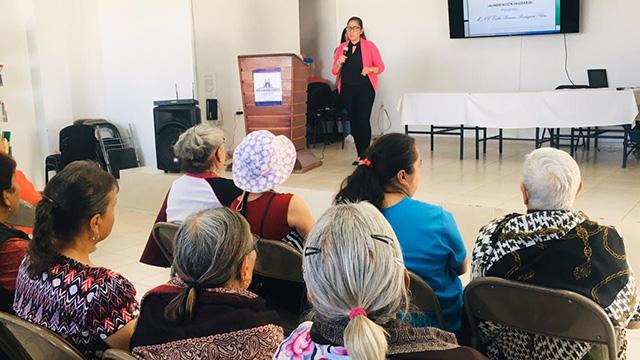Semana de la Mujer Ecuandureo